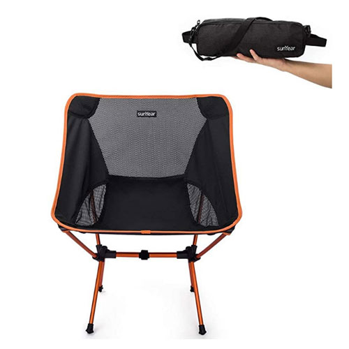 Sunyear Lightweight Compact Backpacking Chair