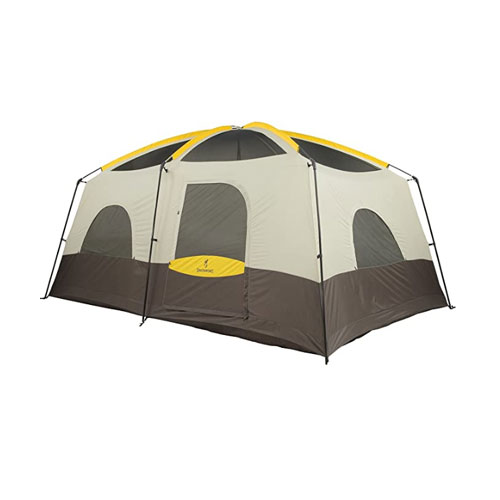Browning Camping Big Horn Two-Room Tent for Families