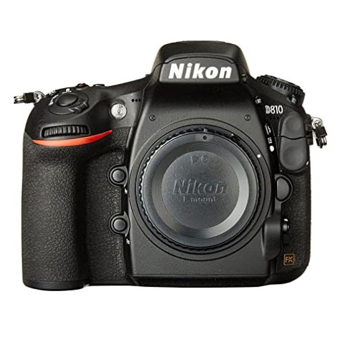 Nikon D810 DSLR Camera For Hiking