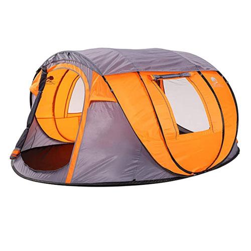 Bravindew Instant Pop Up Freestanding Tent