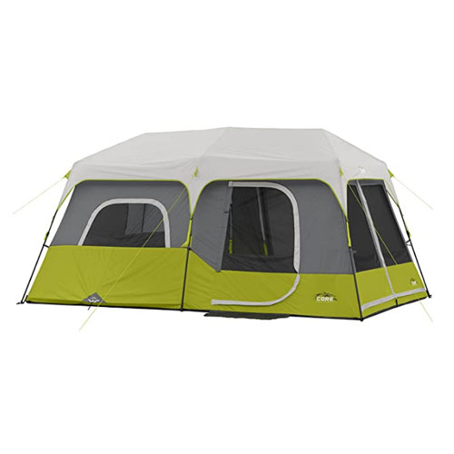 CORE 9-Person Instant Cabin Tent for Families