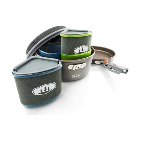 GSI Outdoors Pinnacle Backpacker Cookware