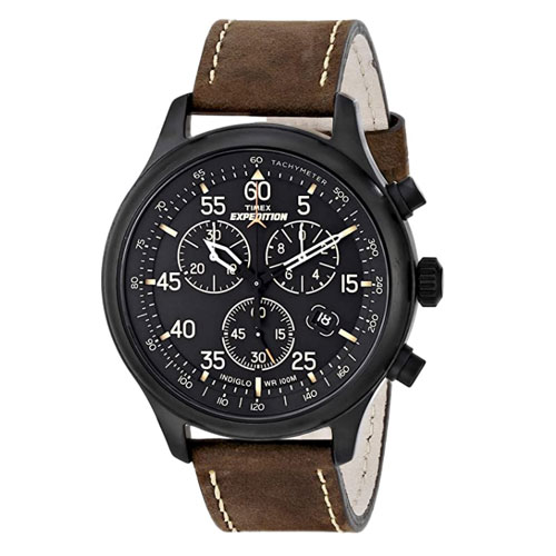 Timex Men's Expedition Field Chronograph Tactical Watch