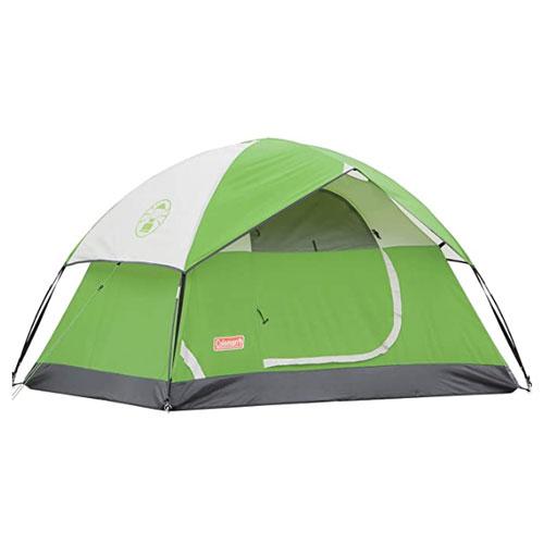 Coleman Sundome 6-Person Dome Family Tent