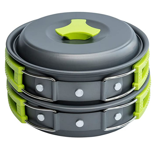 MalloMe Backpacking Cookware
