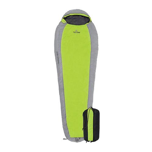 TETON Sports Trailhead +20F Ultralight Mummy Bag