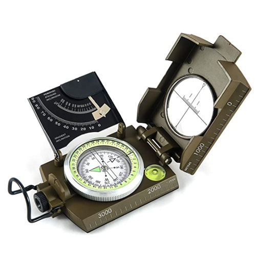 Eyeskey Multifunctional Inclinometer Compass