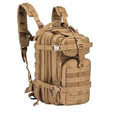 ArmyCamo Small Tactical Backpack