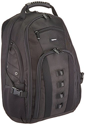 AmazonBasics 17 Inch Laptop Travel Backpack