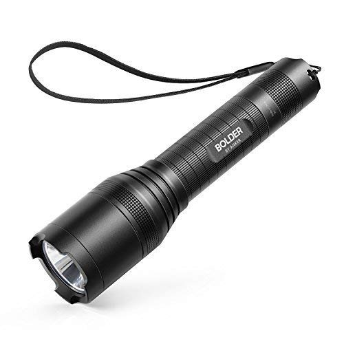 Anker Super Bright Rechargeable Tactical Flashlight