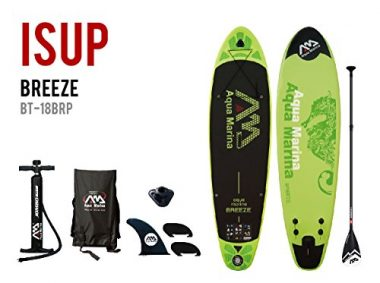 Aqua Marina Breeze Windsurfing Board