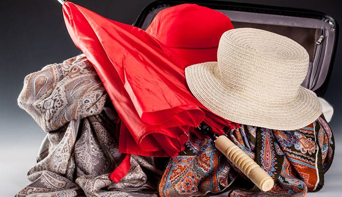 6ede32a1e 10 Best Travel Umbrellas in 2019 [Buying Guide] Reviews - Globo Surf