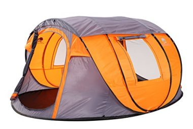 Bravindew Waterproof Pop Up Freestanding Tent