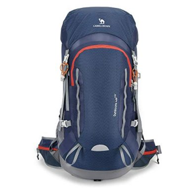 CAMEL CROWN Internal Frame Hiking Backpack
