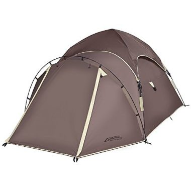 CATOMA Lightweight Switchback Motorcycle 2-Person Camping Tent