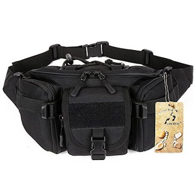 CREATOR Tactical Waist Fanny Pack