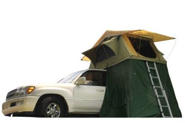 Camco Vehicle Roof Top Tent with Annex