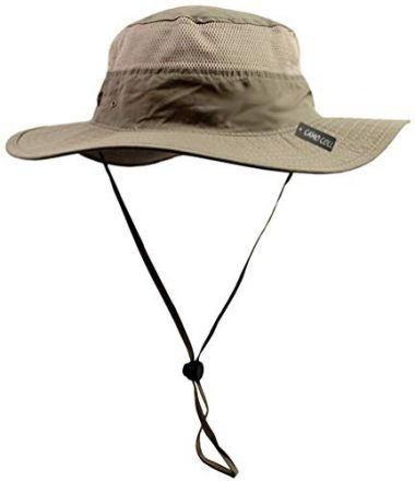 Camo Coll Outdoor Sun Hiking Hat