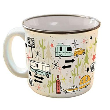 Mug by Camp Casual
