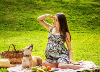 Camping_When_Pregnant_Have_A_Great_Experience_With_Our_Guide