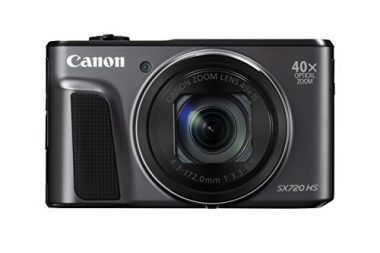 Canon PowerShot Camera For Hiking