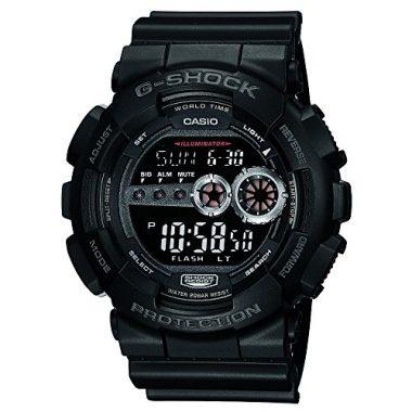 Casio Men's G-Shock X-Large Black Multi-Functional Digital Sport Tactical Watch