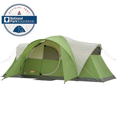 Coleman Elite Montana 8-Person Family Tent