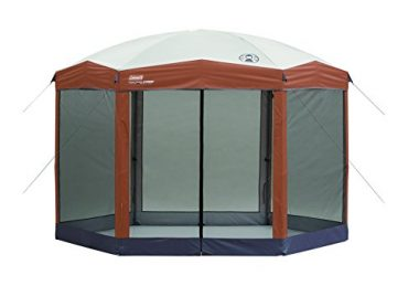 Coleman Back Home Instant Screenhouse Pop Up Canopy