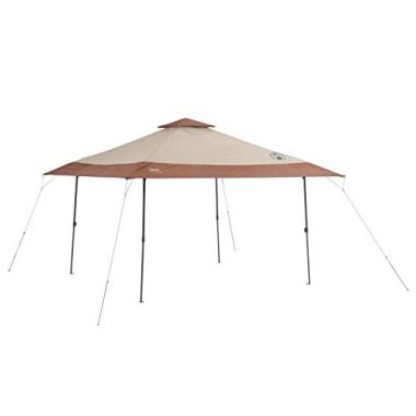 Coleman 13 x 13 Feet Instant Pop Up Canopy