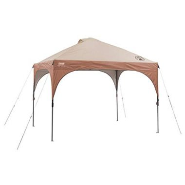 Coleman Tent with LED Lighting Pop Up Canopy