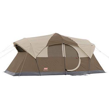 Coleman WeatherMaster Outdoor 10 Person Tent