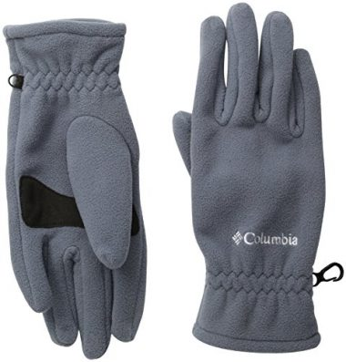 Columbia Fast Trek Fleece Hiking Gloves