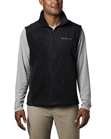 Columbia Steens Mountain Fleece Hiking Vest