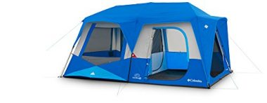 Columbia Sportswear Fall River Instant Dome 10 Person Tent