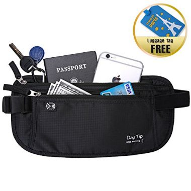Day Tip Money Fanny Pack
