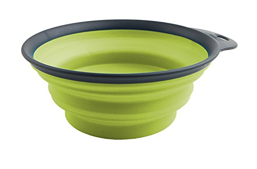 Dexas Popware Collapsible Travel Cup for Pets Dog Camping Gear