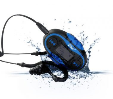 Diver 4GB Waterproof MP3 Player