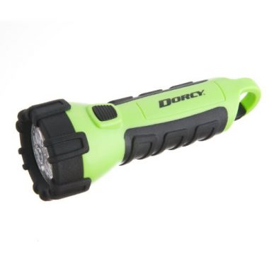 Dorcy 55-Lumen Waterproof Floating LED Flashlight
