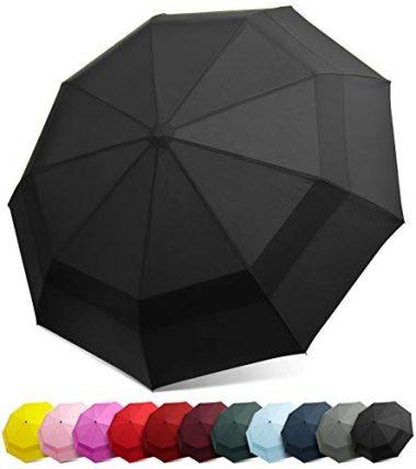 EEZ-Y Compact Travel Automatic Umbrella