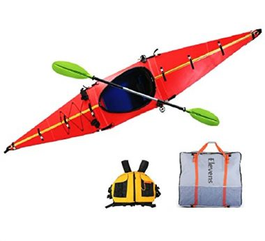 Elevens Cruise Plus Foldable and Portable Kayak