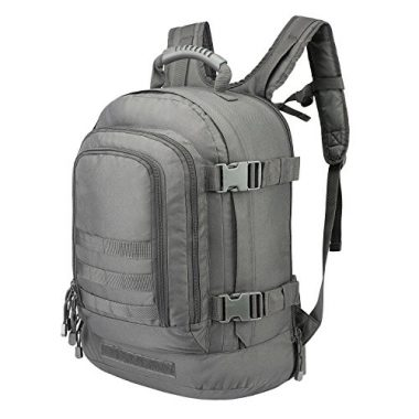 ARMYCAMOUSA Expandable Adjustable Length Backpack