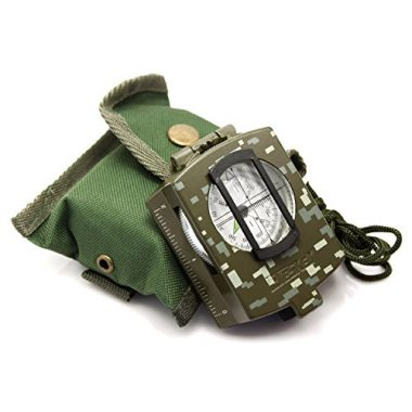 Multifunctional Lensatic Compass by Eyeskey