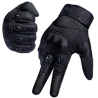 FREETODO Tactical Military Hiking Gloves