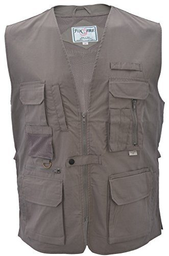 Fox Fire Thunder River Gear Hiking Vest