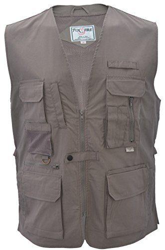 Fox Fire Thunder River Gear Hiking Vest