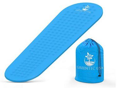 GREENTEC USA Premium Self-Inflating Sleeping Pad