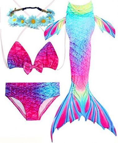 Amenon Mermaid Tail