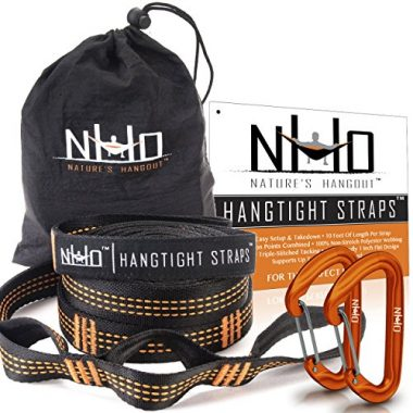Nature's Hangout HangTight Hammock Straps