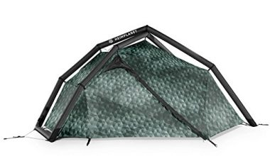 Fistral Tent One Size Cairo Camo by Heimplanet  sc 1 st  Globo Surf & 5 Best Inflatable Tents in 2019 | Reviews - Globo Surf