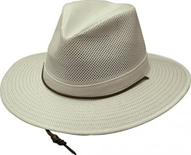 Aussie Breezer Cotton Mesh Hat by Henschel